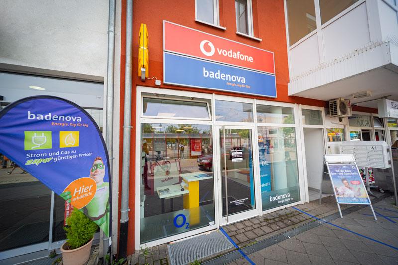 Service Center Rieselfeld Freiburg